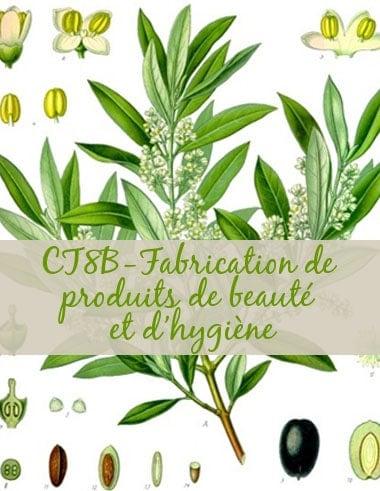 10-CT8B-Fabrication de produits de beauté et d'hygiène
