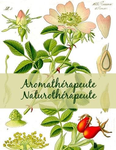 2-Aromathérapeute Naturothérapeute