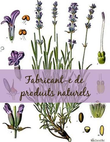 4-Fabricant-e de produits naturels
