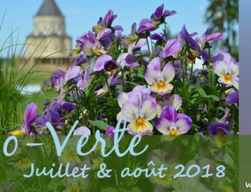 Info-Verte juillet & août 2018 – Fabrication d'élixirs floraux