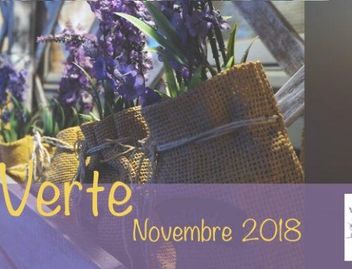 Info-Verte novembre 2018