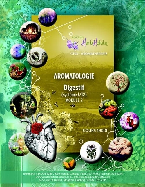 CT04-140 Aromatologie SD