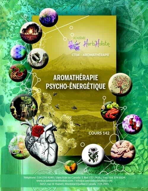CT04-142 Aromathérapie psycho énergétique