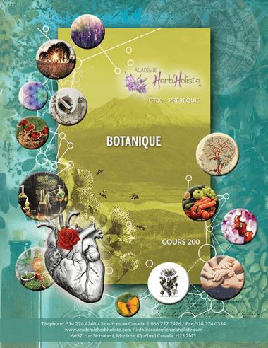 Cours 200 Botanique