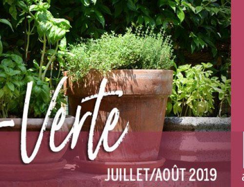 Info-Verte juillet/août 2019 – La dopamine et la santé